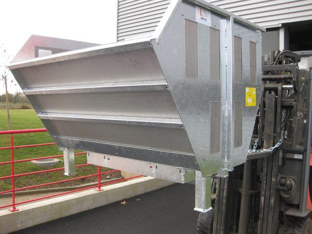 Louer une benne pour faciliter les transports de produits et débris