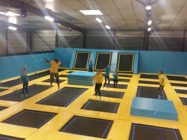 Quels sports pratiquer dans un trampoline park ?